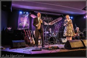 Jump The Curb auf der Bühne des Reigen beim Vienna Blues Spring Opening 2016